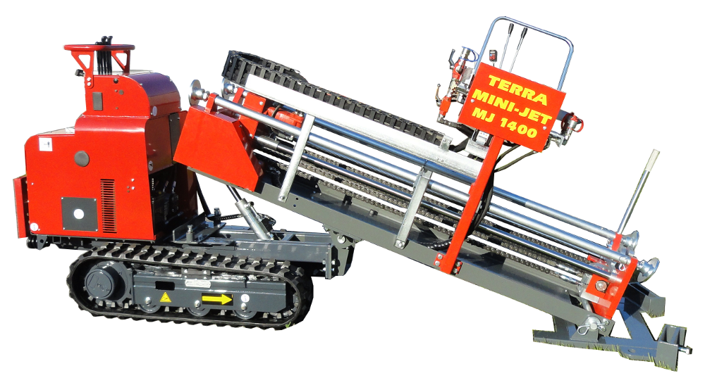 Option: rubber crawler